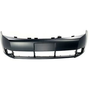 Front Bumper Cover For 2008 2011 Ford Focus Primed Fo1000634 8s4z17d957aptm