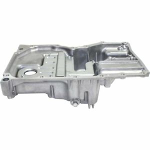 Oil Pan For 2012 2014 Ford Focus 2 0l 4cyl Engine 4 5 Qts City Aluminum