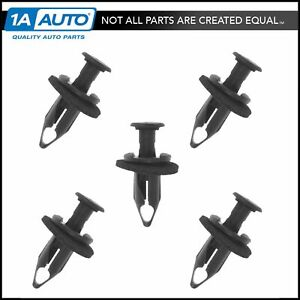 Oem 11561878 Retainer Clip Set Of 5 For Chevy Gmc Cadillac Buick Olds New