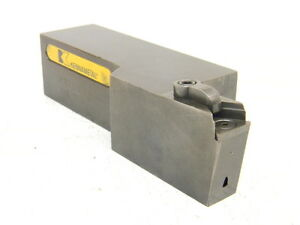 Used Kennametal 1 50 Shank Ktcpl 244d Turning Tool Holder Tpg 432