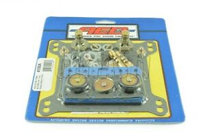 Aed 4150a Alcohol Holley Carburetor Rebuild Kit 650 700 750 800 850 950