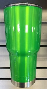 Transparent Candy Lime Green Powder Coating Paint New 1 Lb