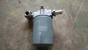 Lha Hydraulicfluid System Tractor Mower Skid Steer Log Splitter Filter Mount