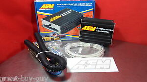 Aem Fic Controller Universal Fic6 Ecu 30 1910 Fuel Ignition Controller