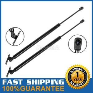 2 Rear Liftgate Tailgate Gas Charged Lift Support For 1997 2001 Jeep Cherokee