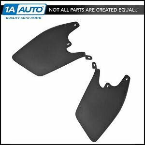 Oem Splash Guard Mud Flap Pair Lh Rh Sides Front For 95 04 Toyota Tacoma 6 Lug