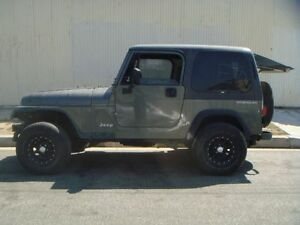1995 Jeep Wrangler Front Axle Without Abs 4 11 Ratio 4x4 140903 R918