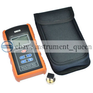 All in one Optical Power Fiber Meter 20mw Visual Fault Locator Tl 560