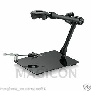 Eu Z004zb Supereyes Digital Usb Microscope Adjustable Universal Jewelry Stand