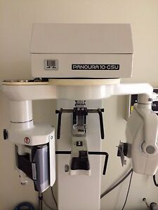 Panoura 10 Ceph Dental X ray Machine