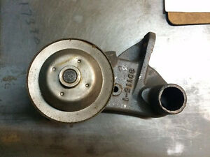 Vtg Ford Flathead V8 Water Pump W pulley a Mercury Pickup Aw77 1942 48 50