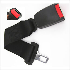 34cm 13in Auto Seat Belt Extender Type A 7 8 Buckle Improves Comfort Safety