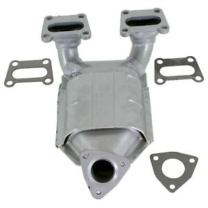 New Catalytic Converter For 1995 1998 Nissan 200s Sentra Exhaust Manifold
