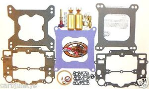 Edelbrock Afb Carb Rebuild Kit 1405 1406 1407 1408 1409 1410 1411 1477 Floats