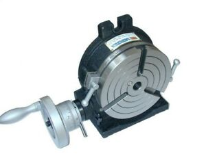 6 Horizontal vertical Rotary Table Made In Taiwan 3900 2316