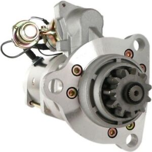 New 39mt Starter For Heavy Duty Trucks Replaces Delco 8200308