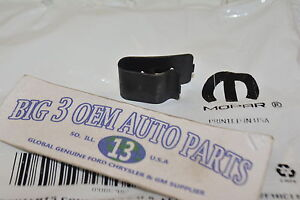 1997 2000 Jeep Wrangler Tj Hood Prop Rod Support Retainer Clip New Oe 55075480ac