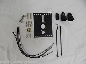 Oem Hiniker Grille Mounting Hardware For V C Plow 6 Function Harness 25010783