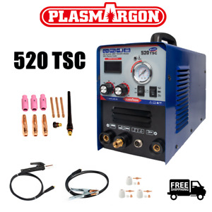 Inverter Arc Dc 3 in 1 Mma tig cut Welding Machine 520tsc With Free Accessories