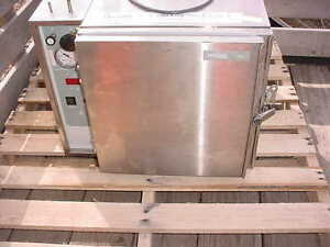 Nice Working Vwr S p Sheldon 1430m Vacuum Oven With Manual