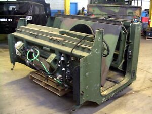 Military Truck Surplus Mtvr 7 Ton Cab Incomplete Nsn 2510 01 542 5298 Pn 3607855