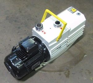 Pfeiffer Duo 010 M Pk D62 115 10 M h 21kg 37kw 49hp 230 400 3ph Vacuum Pump