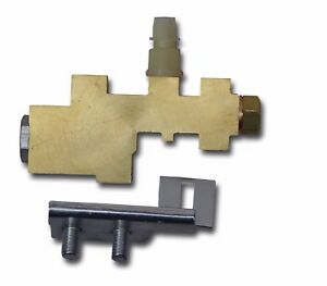 1960 1970 Ford Mustang Fairlane Comet Proportioning Valve For Disc Drum