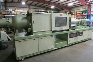 1994 Nissei Fs 260 Plastic Injection Molder