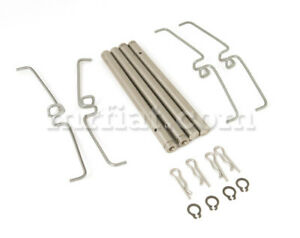 Fiat Dino 2000 Girling Front Pad Accessory Kit New