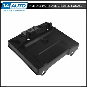 Oem F7zz10732aa Battery Mounting Tray Carrier Black Plastic For Ford Mustang New