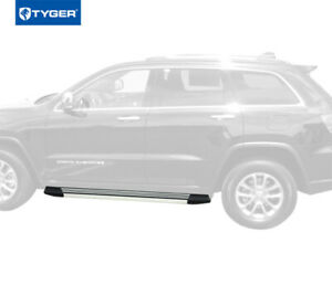 Aluminum Running Boards Fit 2011 2017 Jeep Grand Cherokee Excl Srt Trail Hawk