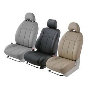 Clazzio Custom Fit Leather Seat Covers For Honda Cars Front And 2nd Row