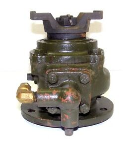Military Truck Surplus Rockwell T138 Transfer Case Mounted Pto W O Coupler M816