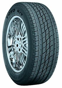 4 New 265 70 16 Toyo Open Country Ht Tires 70r16 R16 70r 4ply