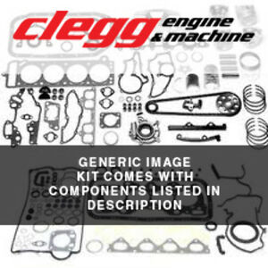 Saturn 1 9l Llo Sc Sc2 Sl2 Sw2 16v Dohc 94 98 Complete Engine Kit