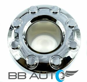 2005 2018 Ford F 350 F350 Dually Front 4x4 Open Chrome Wheel Center Hub Cap New