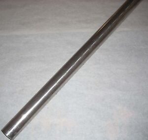 303 Stainless Steel Round Rod Bar 1 1 2 Dia X 72 Long Alloy
