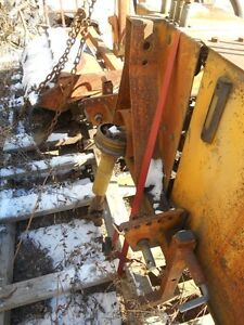 Used Articulated Flail Mower