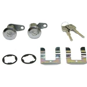 New Door Lock Cylinder Kit For Country Custom Econoline Van E150 E200 E250 E300