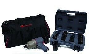 Ingersoll Rand 2145qimaxk 3 4 Hd Max Impact Wrench With Toolbag Socket Set