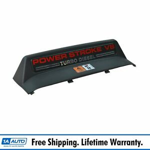 Oem Power Stroke V8 Turbo Diesel Cooling Upper Fan Shroud For Ford Pickup Truck
