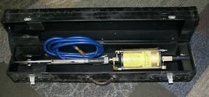 Pneumatic Demolition Wire Cable Cutter In Case