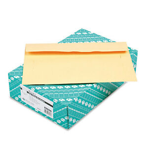 quality Park Filing Envelopes 10 X 14 3 4 3 Point Tag Cameo Buff 100 box