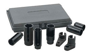 Gearwrench 41720 Master Sensor Socket Kit 8 Pc