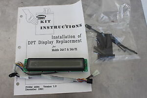 Dresser Wayne Tokheim 231180 1 Dpt Display Replacement Kit New