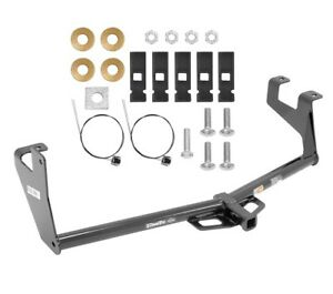 Trailer Tow Hitch For 13 19 Buick Encore Chevy Trax 1 1 4 Receiver Class 2 New