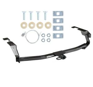 Trailer Tow Hitch For 09 13 Honda Fit All Styles 1 1 4 Towing Receiver Class 1