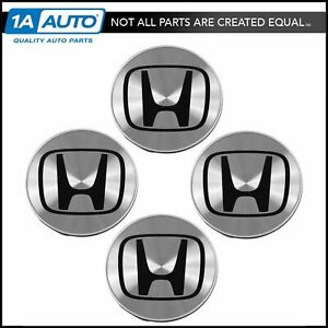 Oem 44732s0xa01 Wheel Hub Center Cap Cover Set Of 4 For Honda New