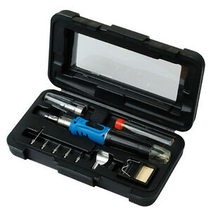 Eclipse Gs 200k Gas Soldering Iron Kit Auto Ignition