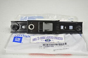 Cadillac Chevrolet Buick Gmc Front Seat Belt Guide Adjuster New Oem 13598894